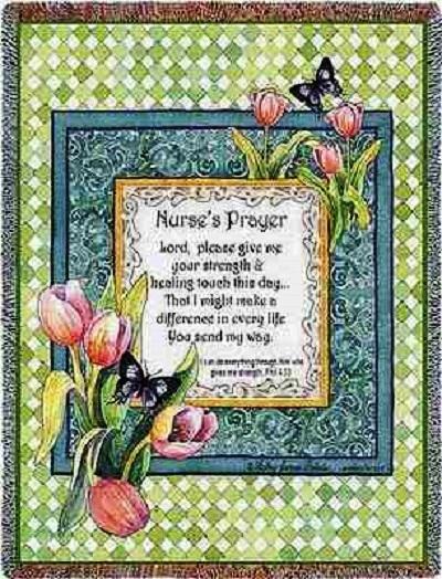 nurse prayer