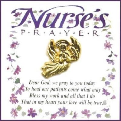 nursing prayer