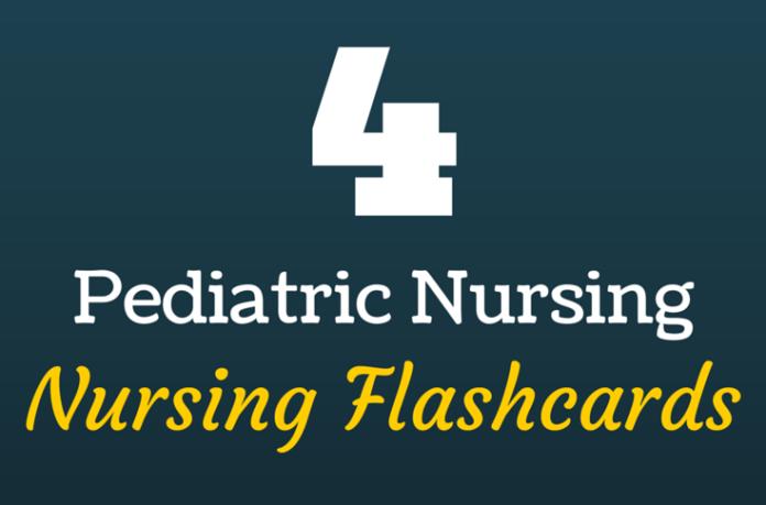 pediatric nursing flashcards