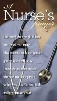 35 Nurse S Prayers That Will Inspire Your Soul Nursebuff
