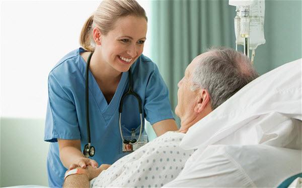 geriatric nurse