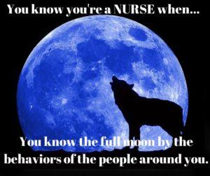 you know you're a nurse when