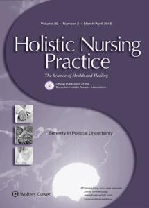Holistic Nursing Practice