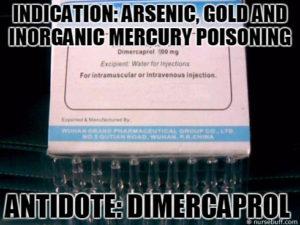 Dimercaprol