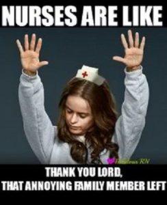meme funny nurse
