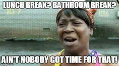 nurse break