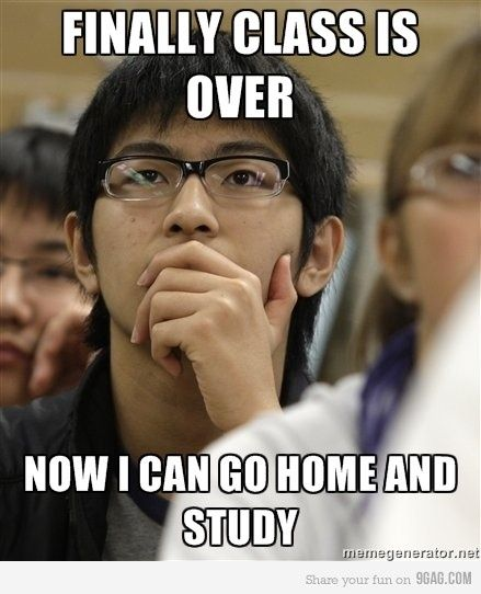 nursing student meme