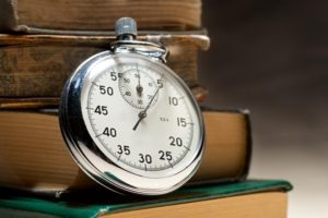 speed read timer