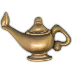 Florence Nightingale Lamp Nursing Lapel Pin