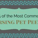 nursing pet peeves