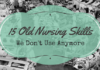 Old Nursing Practices