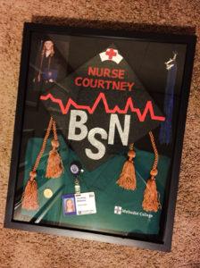 nurse shadow boxes