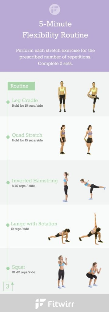 flexibility workout