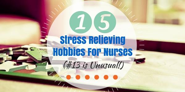 hobbies for nurses