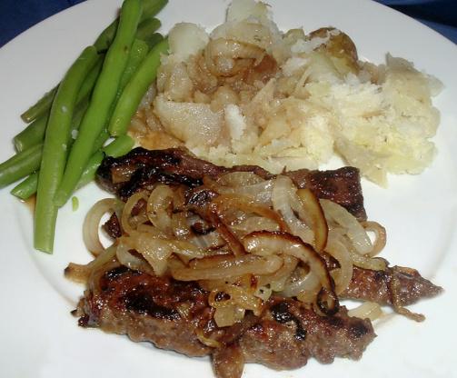 beef liver recipe