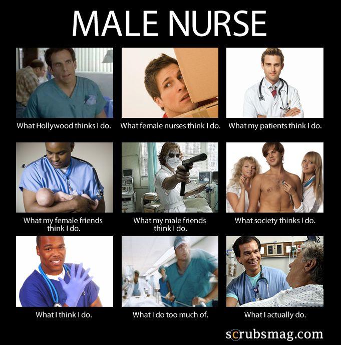 male nurse