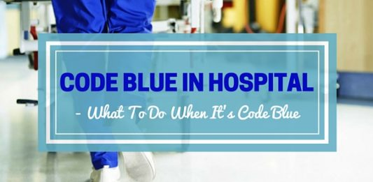 Code Blue in Hospital