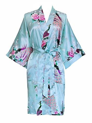 kimono-short-robe