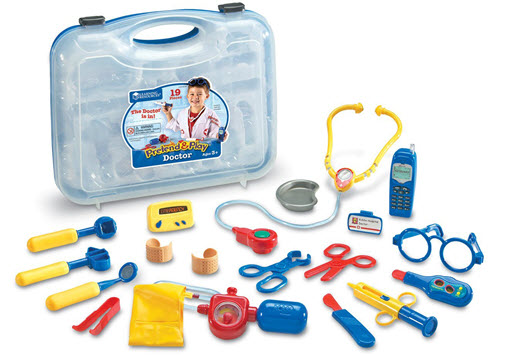 learning-resources-pretend-and-play-doctor-set