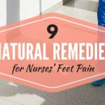nurses feet pain