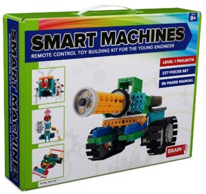 4-in-1 Robot Kit for Kids and Adults