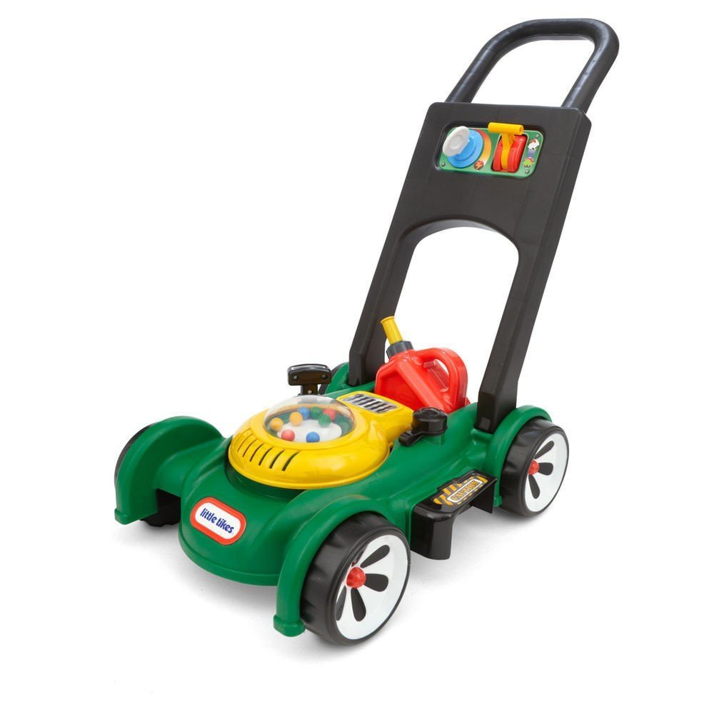 Little Tikes Gas n Go Mower Toy