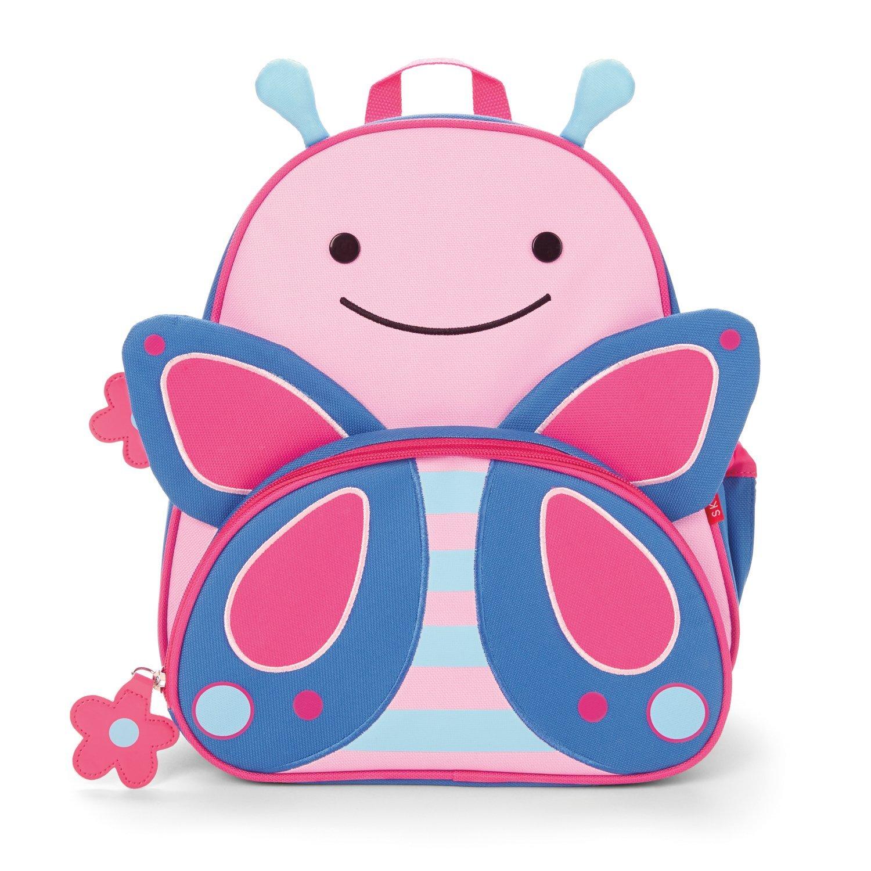 Skip Hop Zoo Pack Little Kid Backpack Butterfly