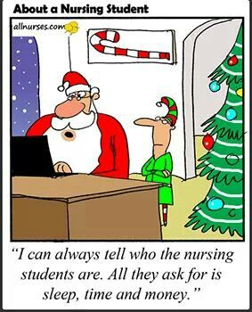 christmas nurse joke