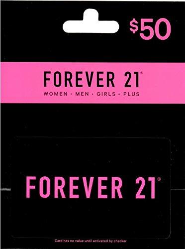 forever 21 gift card