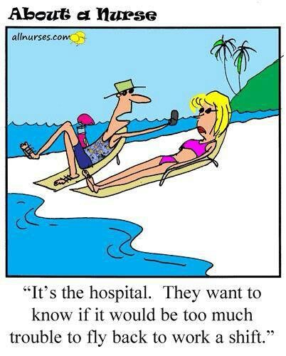 nurse vacations
