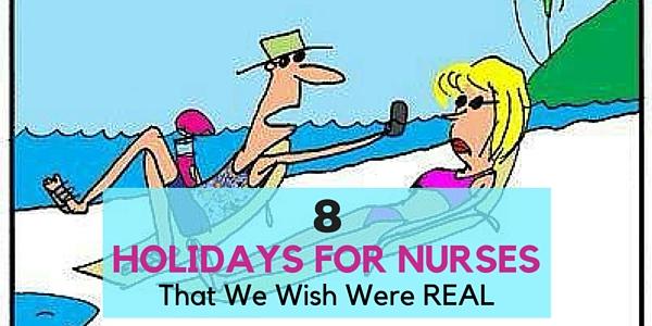 Holidays For Nurses