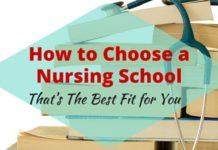 How to Choose a Nursing School