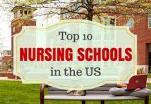 Top 10 Nursing Schools in the US