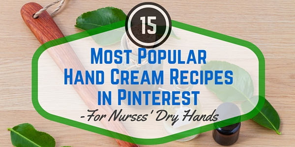 hand cream recipes