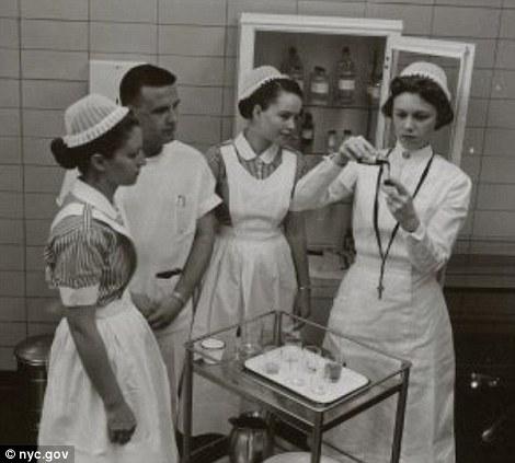 bellevue hospital nurses