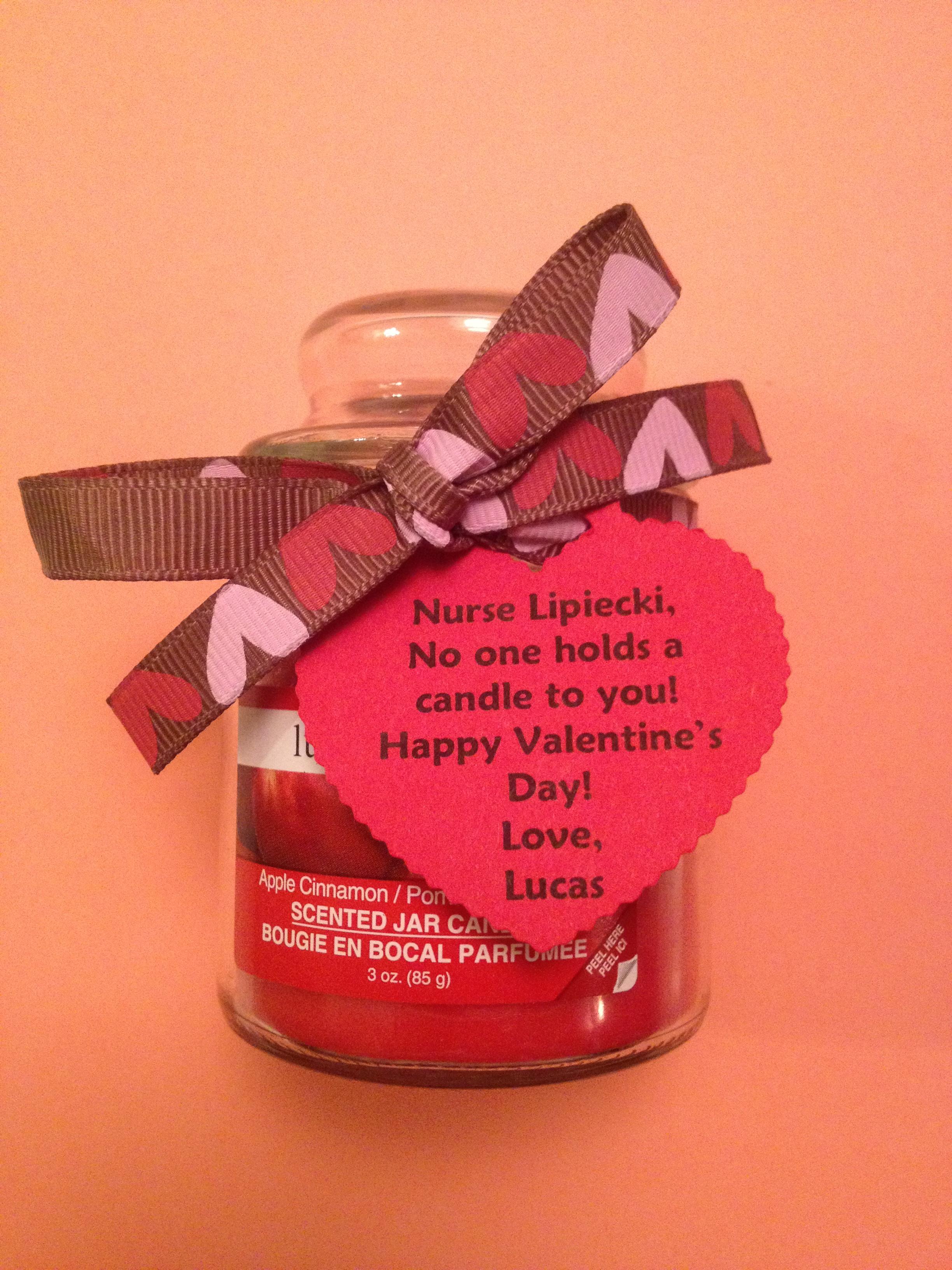 nurse candle