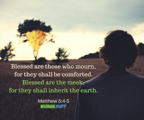 best bible verses for nurse