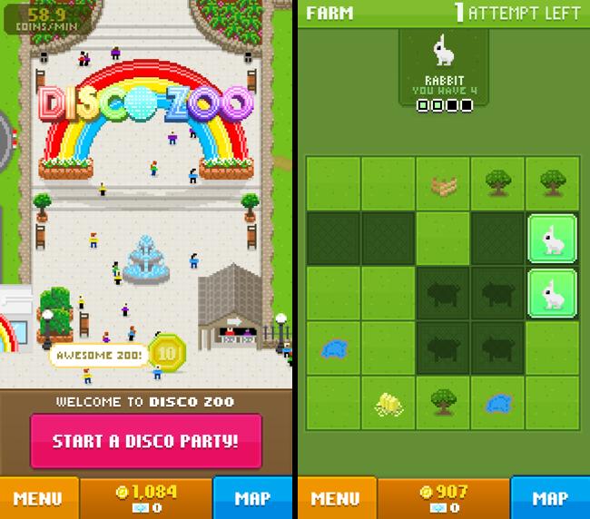 disco zoo screenshots