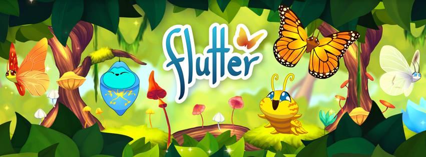 flutter butterfly sanctuary for nurses