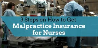 malpractice insurance for nurses