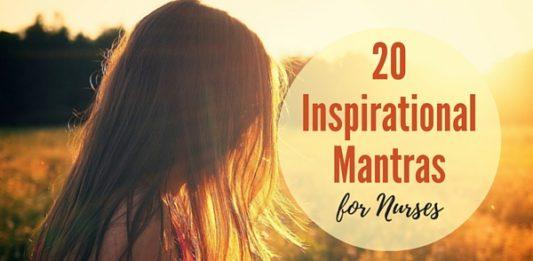 mantras for nurses