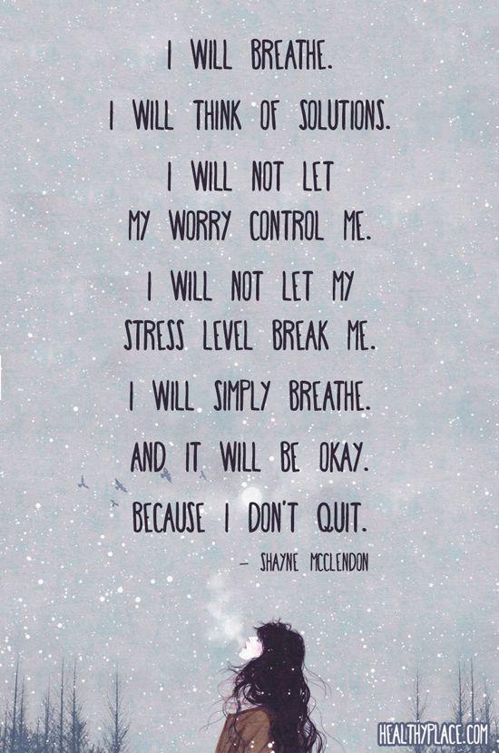 mantras for nurses i will breathe