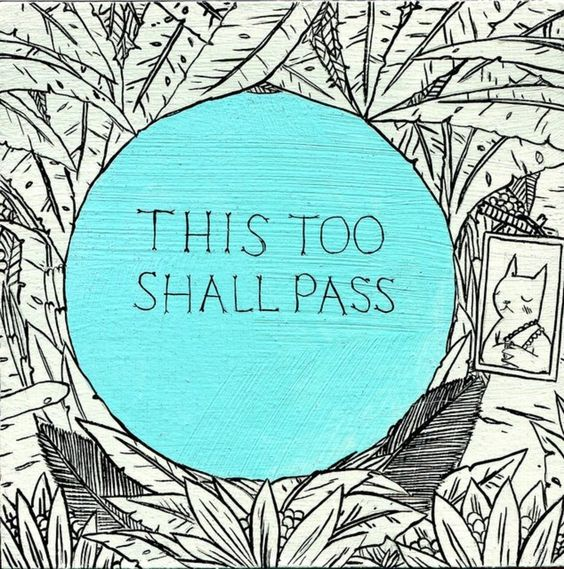 mantras for nurses this too shall pass