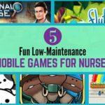 mobile games for nurses
