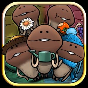 mushroom garden game
