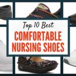 comfortable nursing shoes