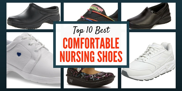 comfortable nursing shoes