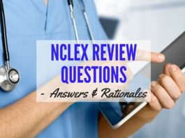nclex review questions answers