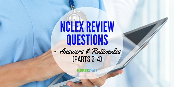 free nclex questions answers