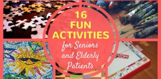 fun activities for seniors